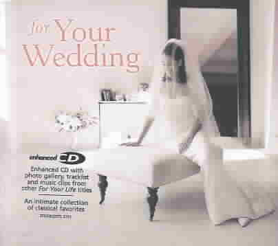 FOR YOUR WEDDING (CD)