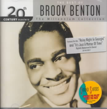 20TH CENTURY MASTERS:MILLENNIUM COLLE BY BENTON,BROOK (CD)