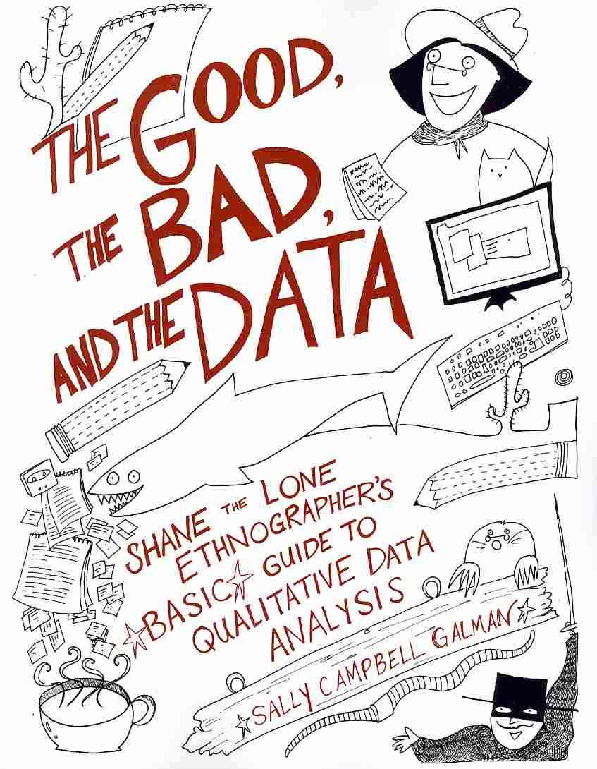 Good, the Bad, and the Data By Galman, Sally Campbell
